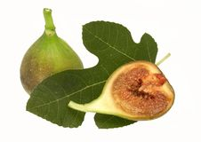Free Figs - Isolated On White Royalty Free Stock Image - 3896976