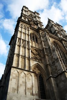 Free Westminster Abbey, London Stock Photography - 3897232