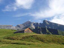Free Mountainview Switzerland Stock Images - 3897384