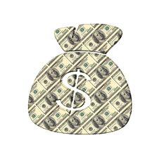 Free Dollar Royalty Free Stock Image - 3897786