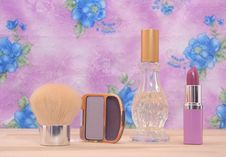 Free Cosmetics Stock Image - 3899181