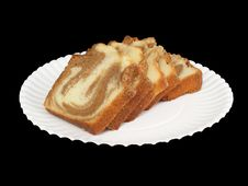 Cinnamon Bread Royalty Free Stock Photo