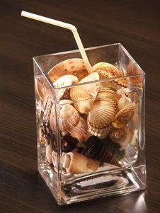 Free Frutti Di Mare Drink Stock Image - 390461
