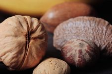 Free Closeup Of Mixed Nuts Royalty Free Stock Photos - 391708