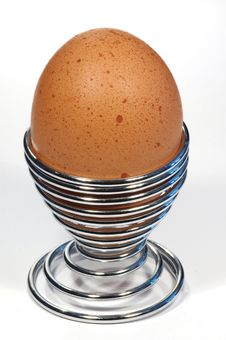 Free Egg In A Cup Stock Image - 392921