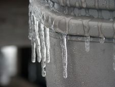 Free Icicles Stock Image - 393371