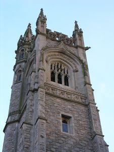 Free Church Tower Stock Photography - 393392