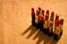 Free Lip Color2 Royalty Free Stock Photo - 393405
