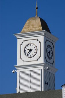 Free Clock Tower Stock Photography - 394622