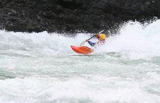 Free Kayak Royalty Free Stock Photography - 396767