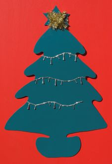 Free Artificial Christmas Tree Stock Images - 397824