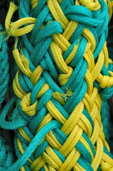 Free Ropes Knots Stock Photography - 397992
