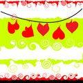 Free Valentine Frame Royalty Free Stock Photo - 3903775