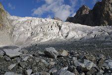 Free Glacier & Rock Stock Image - 3901131