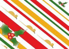 Free Background With Mistletoe Stock Image - 3901481