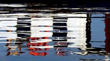 Water Reflections Royalty Free Stock Image