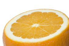 Free Orange Slice Stock Image - 3902051
