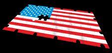 Free American Flag Stock Photo - 3902110