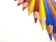 Free Pencils Royalty Free Stock Image - 3902456