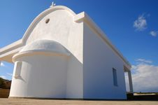 Free Agioi Anargiroi Church Agia Napa Stock Images - 3902504
