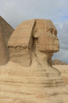 Free Sphinx, Cairo Egypt Royalty Free Stock Images - 3902939