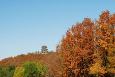 China S Ancient Architecture Royalty Free Stock Photography