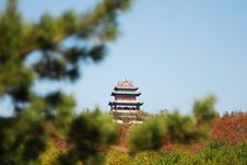 China S Ancient Architecture Royalty Free Stock Images