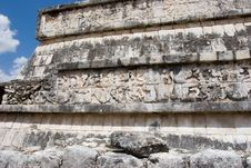 Free MAYAN HIEROGLYPHS Chichen It Stock Photos - 3906213