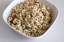 Free Breakfast Cereal Royalty Free Stock Photos - 3906418