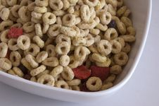 Free Breakfast Cereal Stock Photo - 3906430
