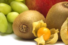 Free Exotic Fruits Royalty Free Stock Images - 3907769