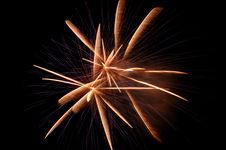 Free Firework Stock Photography - 3907832