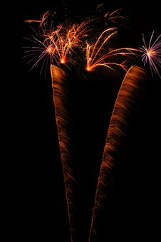 Free Firework Royalty Free Stock Image - 3907856