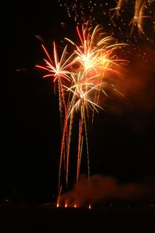 Free Firework Royalty Free Stock Images - 3907859