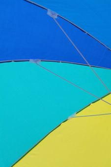 Free Parasol Abstract Royalty Free Stock Image - 3908196