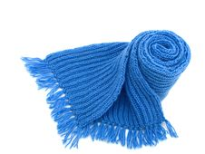Free Warm Knitted Scarf Royalty Free Stock Images - 3908939
