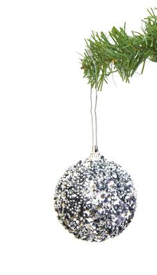 Free Grungy Ornament Hanging Stock Photography - 3909512