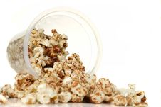 Free Popcorn Royalty Free Stock Photography - 3909887