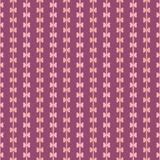 Seamless Vector Valentine Pattern Royalty Free Stock Image