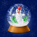 Free Snow Ball Royalty Free Stock Images - 3910489