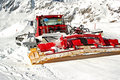 Free Snowplow On Work Royalty Free Stock Images - 3913779