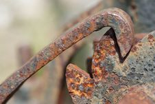 Free Rusty Pawl Stock Photo - 3910170