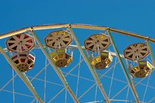Free Free Places On The Wheel Royalty Free Stock Photography - 3910227