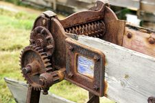 Free Mechanism Stock Photo - 3910340
