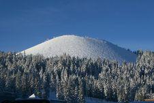 Free Ski Mountain Royalty Free Stock Photos - 3911148