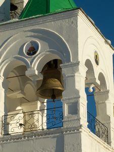 Free Murom. Bell Tower Of The Spasskogo Monastery Stock Image - 3912271