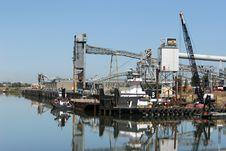 Free Port Stock Photography - 3912382