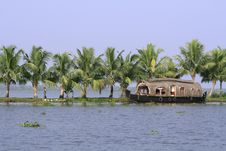 Free Houseboat Stock Image - 3913811