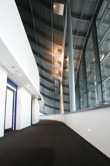 Hall In The Sage Gateshead Stock Image