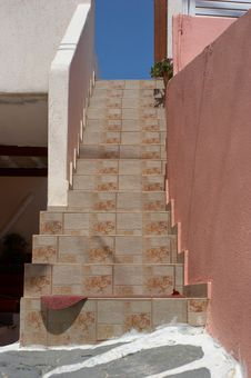 Free Ceramic Staircase Stock Images - 3913864